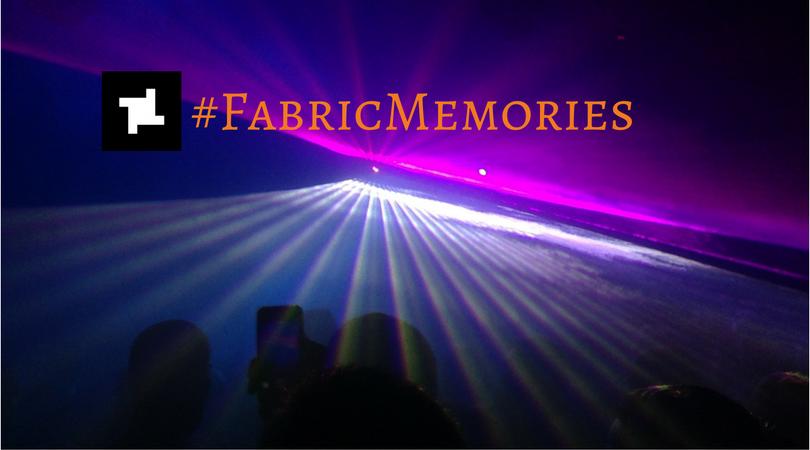 My fabric London Memory