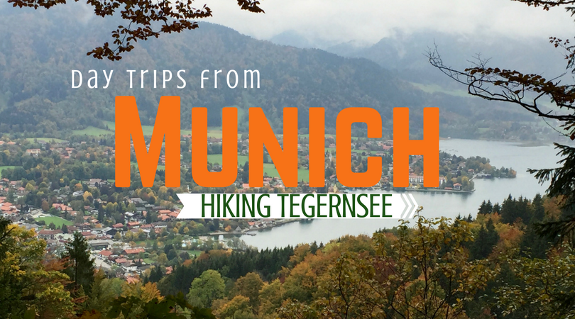 Day Trip from Munich to Tegernsee