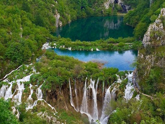 Plitvice Croatia Wandering Chocobo