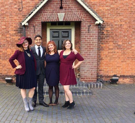 U.K. Wedding Wandering Chocobo